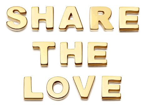 SHARE THE LOVE I ASTLEY CLARKE