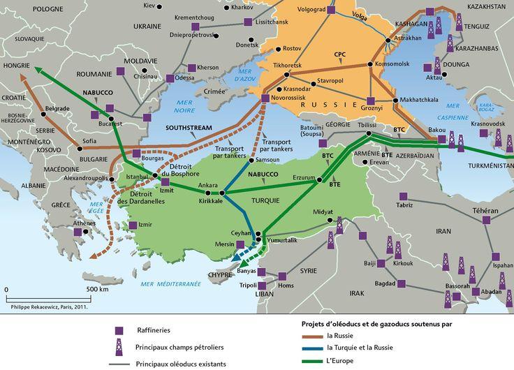 De Tian'anmen à Taksim, les puissances réémergentes :: Ianik Marcil