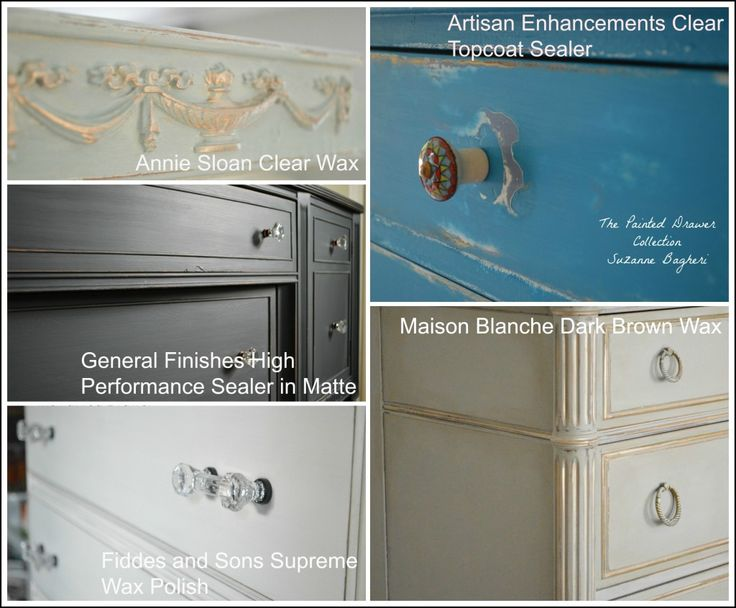 Paint Sealer Must Haves! Www.thepainteddrawer.com