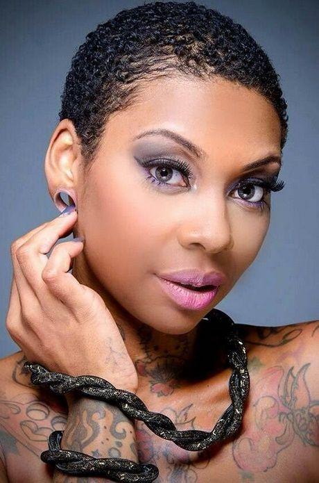 Wirklich kurze Frisuren für schwarze Frauen   – Neue Besten Haare ideen 2019