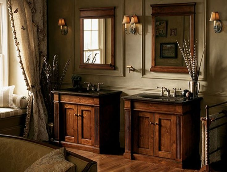 Best Country Cream Bathrooms Ideas On Pinterest Country
