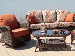 bondi beach deep seating set ratana patio furniture pinterest