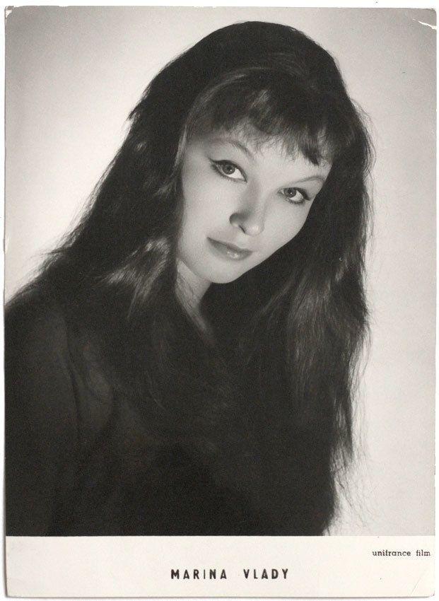 1960s Marina Vlady by Sam Levin Stamped Original Vintage | eBay
