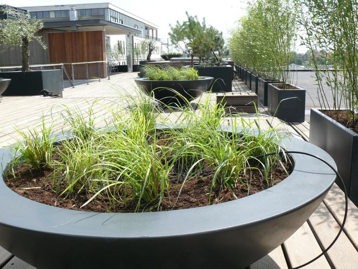 25 beste idee n over tuin randen op pinterest bloem bed for Spiegelvijver bak
