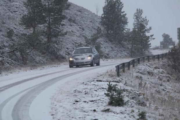 Met Office issue weather warning for snow and ice across Glasgow and the west - Glasgow Evening Times