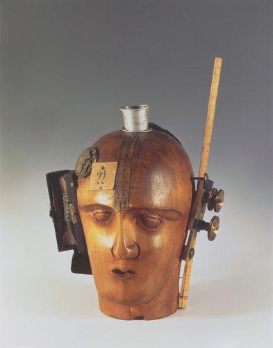 Raoul Hausmann, Austrian (1886-1971). Mechanical Head (Spirit of Our Age) (Mechanischer Kopf [Der Geist unserer Zeit]), ca. 1920.