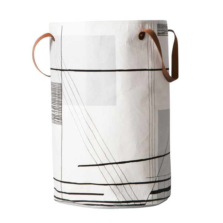 Trace Laundry Basket, Ferm Living
