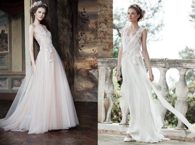 La collezione 2016 di abiti da sposa Alberta Ferretti