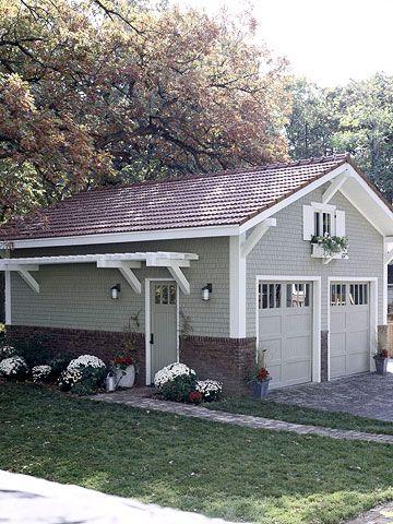 42 best architectural garage pergolas images on pinterest for 10 x 11 garage door