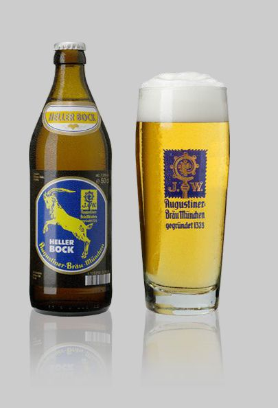 AUGUSTINER BRÄU MÜNCHEN BEER | Munich's oldest brewery