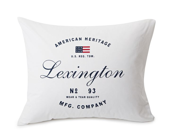 Lexington Pillowcase Heritage Printed 50 x 70 cm