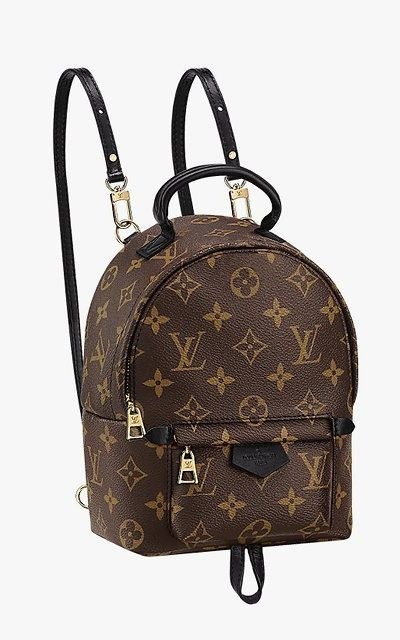 Louis Vuitton Palm Springs backpack mini, $1,650.
