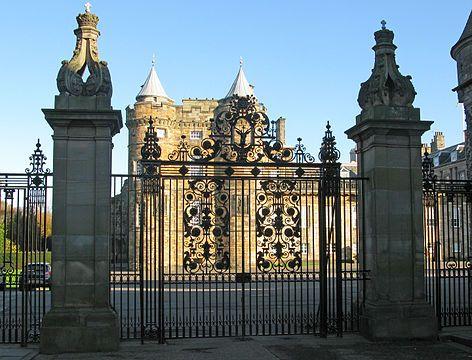 Holyrood Palace – Wikipedia