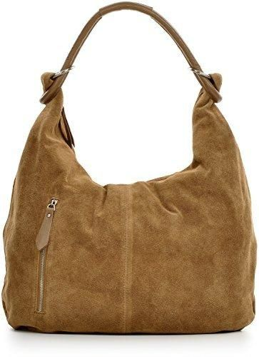 Oferta: 99.95€ Dto: -70%. Comprar Ofertas de CNTMP - bolso para señora, bolsos hobo, bandoleras, bolsos de tendencia, gamuza, bolso de cuero, din-a4, 44x36x4cm (l x an x barato. ¡Mira las ofertas!