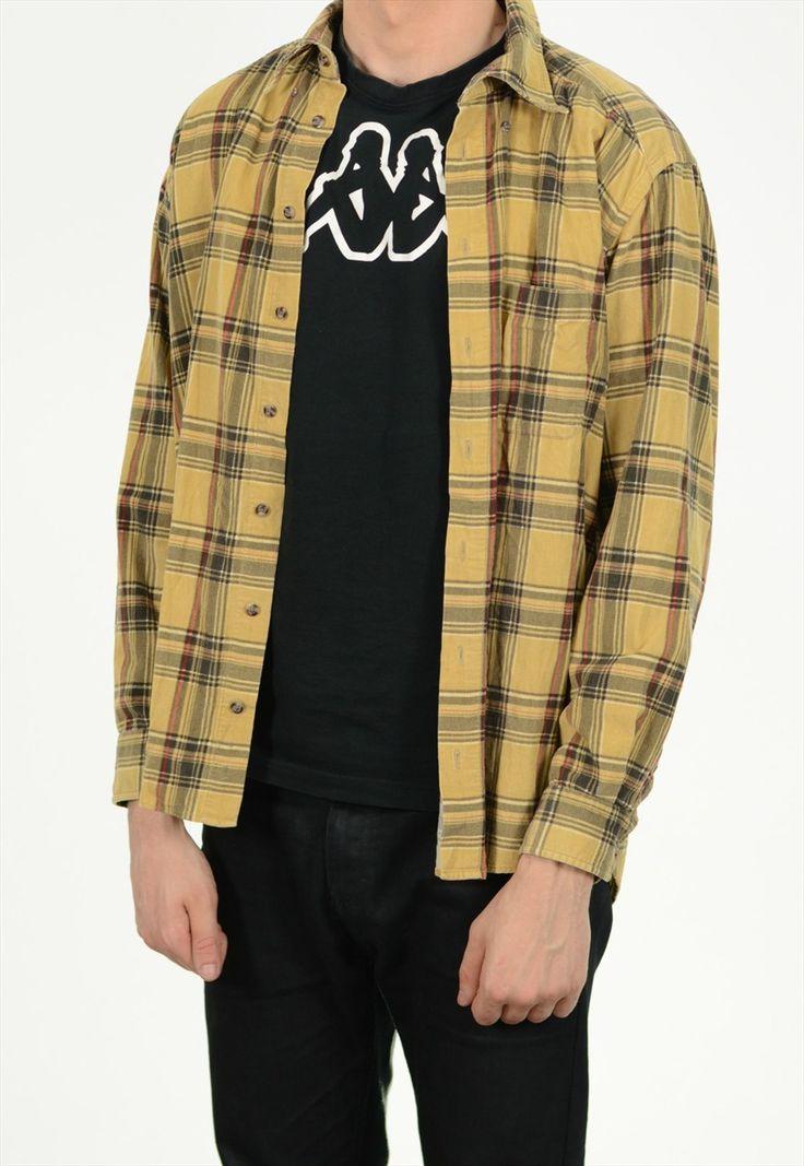 Vintage Corduroy Shirt /BVD220 | Bloc Vintage | ASOS Marketplace