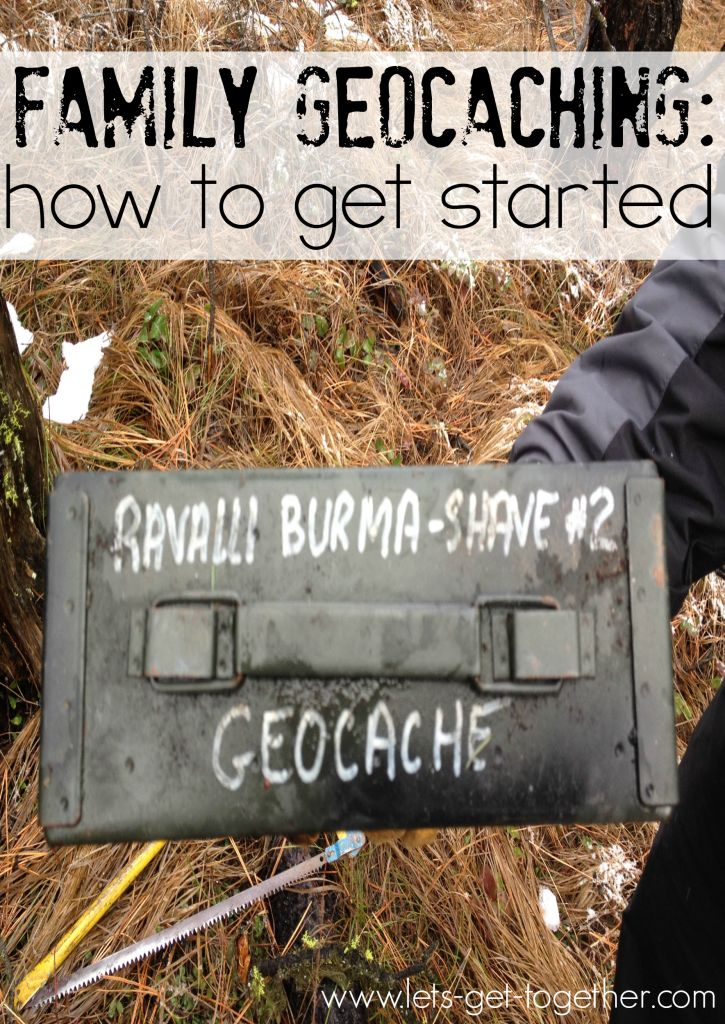 Family Geocaching: How to Get Started - perfect for summer! Inexpensive fun for the whole family. Here's how to get started. #geocaching #familyfun #youthactivity