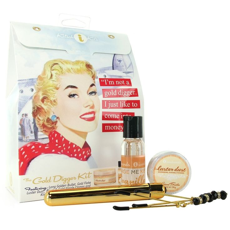 Kitsch The Gold Digger Kit