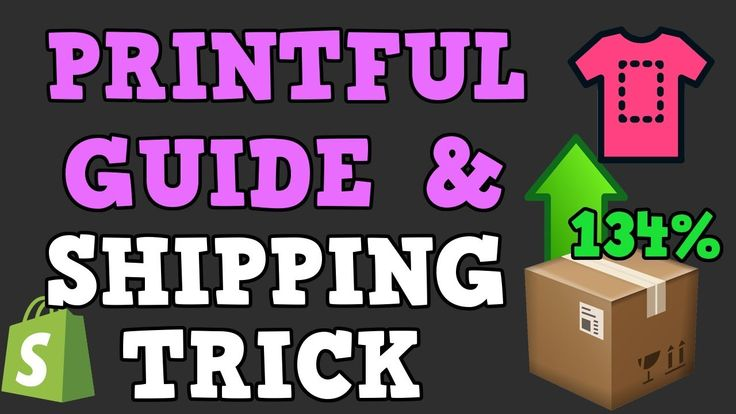 PRINTFUL WALKTHROUGH & SHIPPING TRICK FOR HIGHER CONVERSIONS  Shopify Course: http://ift.tt/2iR5wVs 14-Day Shopify Trial: http://bit.ly/shopifytrial14day Instagram: http://ift.tt/2ilRMC8 JOIN OUR eCOM FACEBOOK GROUP: http://ift.tt/2jQCt4D Using the Printful app for print on demand dropshipping! Step by step walkthrough