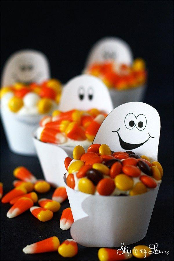 Un présentation de petites idées très faciles et très sympathique à faire pour Halloween. J'espère que ces petits coups de coeurs vous plairont autant qu'a moi! Vous pouvez télécharger gratuitement tous les modèles, il suffit de suivre les liens en...