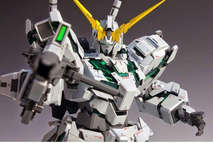 Gundam RX-0 Unicorn UC Final battle
