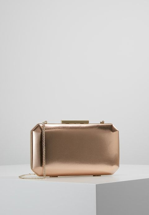 check-out 4f0d9 7b0a4 TARA GEO BOX - Pochette - metallic rose gold @ ZALANDO.FR ...