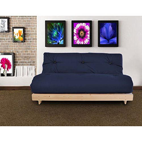 buy changing sofas  plete triple seater futon sofabed navy blue in our kitchen  u0026 home store  21 best futons images on pinterest   futons couch and queen beds  rh   pinterest