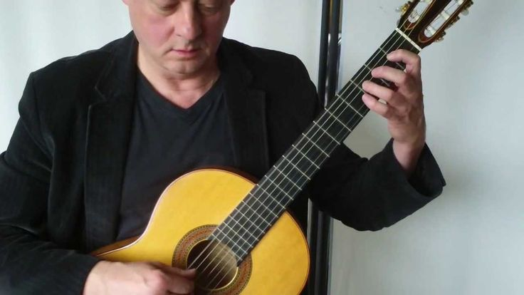 Pirates of the Caribbean - The Black Pearl classical guitar cover by Juergen Schenk - fingerstyle guitar cover - fingerstyle guitar tab pdf - fingerstyle guitar song - classical guitar music