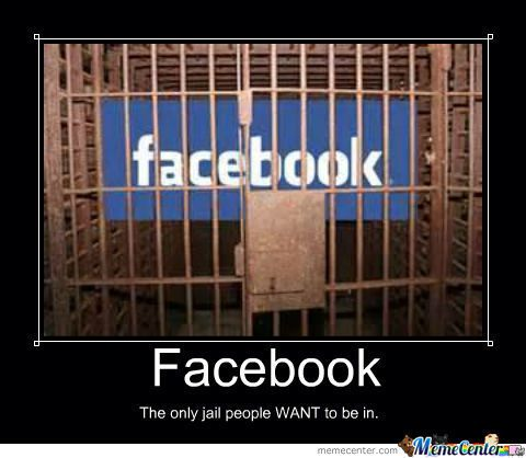 Some people have been hard at work using the Facebook Jail Meme generator. Some of