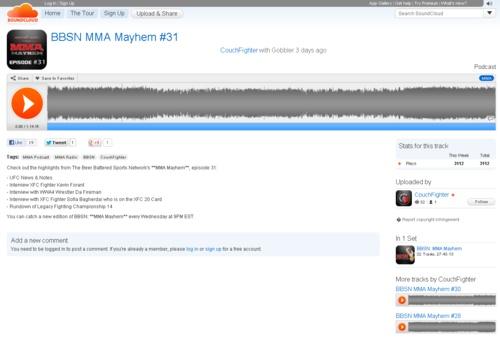 BBSN MMA Mayhem #31Mma Mayhem, Bbsn Mma, Christian Business, Graphics Company, God Blessed, Voip Service, Mayhem 31, Payday Loans