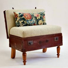 REcreate Upcycled Furniture this is really really nice