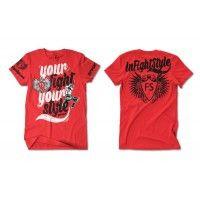 InFightStyle x Tempur Designs Muay Thai T-Shirt