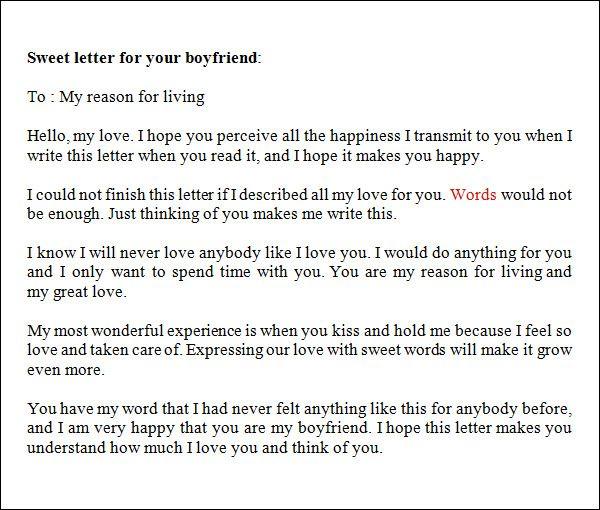 1000+ Ideas About Boyfriend Love Letters On Pinterest