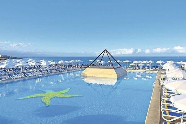 Hôtel Ibérostar Bouganville Playa 4* Tenerife prix promo Séjour Canaries Opodo à partir 1 212,00 €