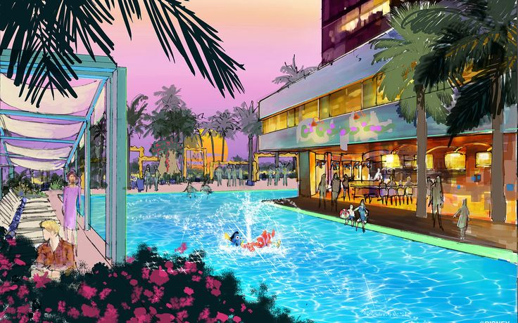 A new Disney hotel is in the works in Anaheim. Read on for all the details.