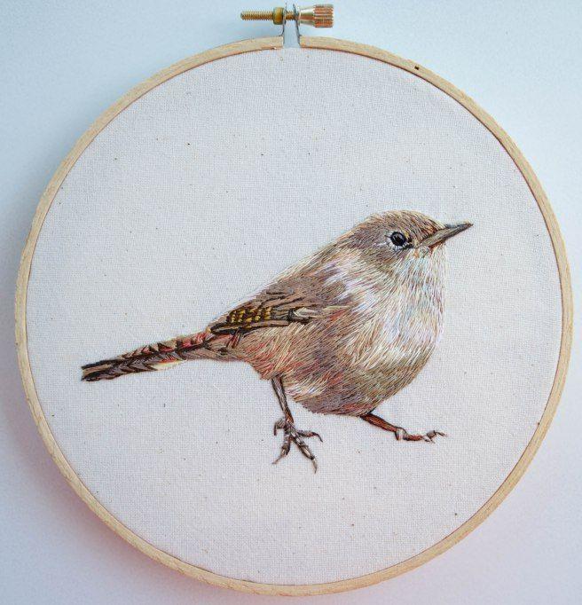 Chercán (hand embroidery)