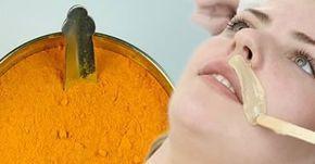 Curcuma: come usarla per eliminare definitivamente i peli del viso