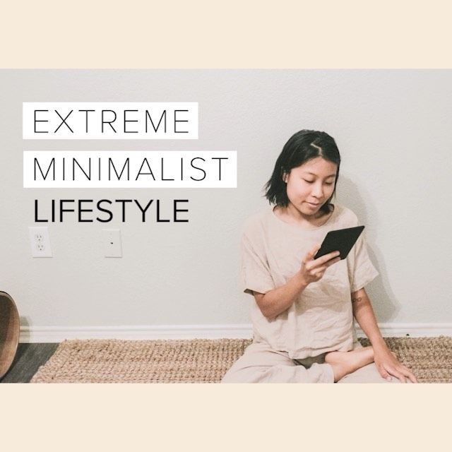 I Ve Been Practicing Minimalism For Five Years And Now I Am An