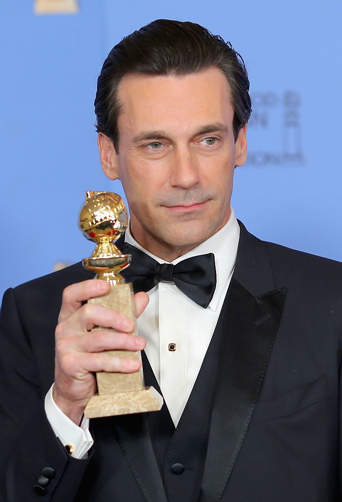 Best Actor, TV Series, LImited Series or Film for TV: Jon Hamm | Golden Globes