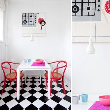 interior / wnętrza _ projekt: Justyna Chmielewska, Anna Kowalczyk / Tatemono