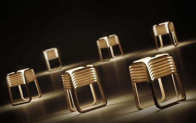 Designer Möbel von Timothy Schreiber betonen den Individuellen Stil ...