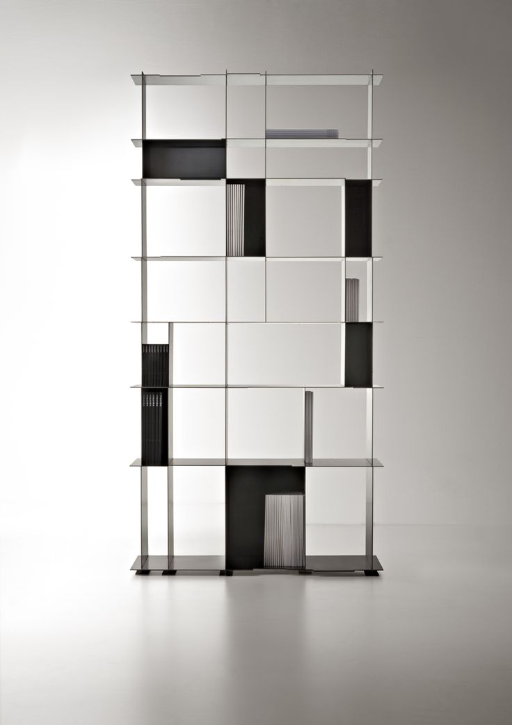 NIPPON, iron bookcase (2013) for DE CASTELLI (Cornuda, TV) by Alberto Nason | MAGAZEN NOVO