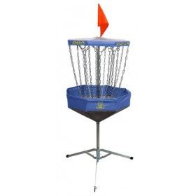 DGA Mach Lite collapsable portable disc golf basket