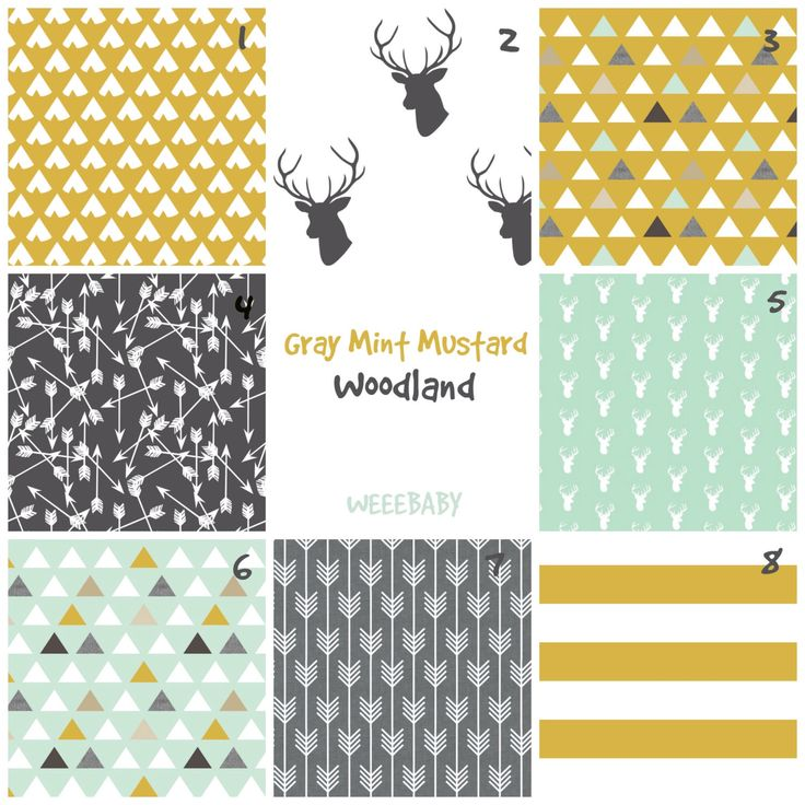 Baby bedding boy nursery custom crib bedding woodland deer for Boy nursery fabric