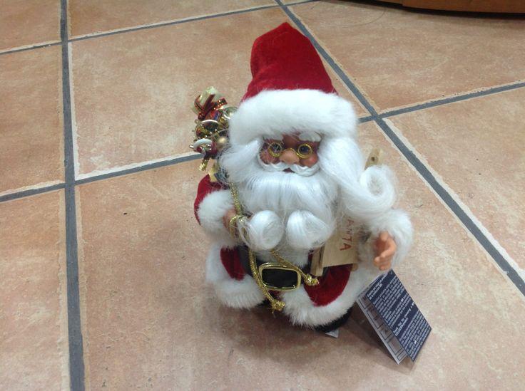 Papa Noel musical.