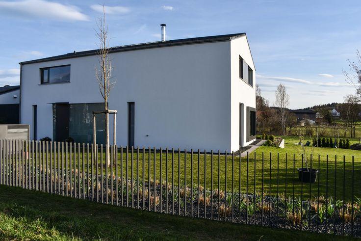 design garden fence - steel