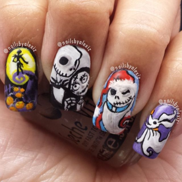 Top 10 Nail Art Designs 2014 Hession Hairdressing