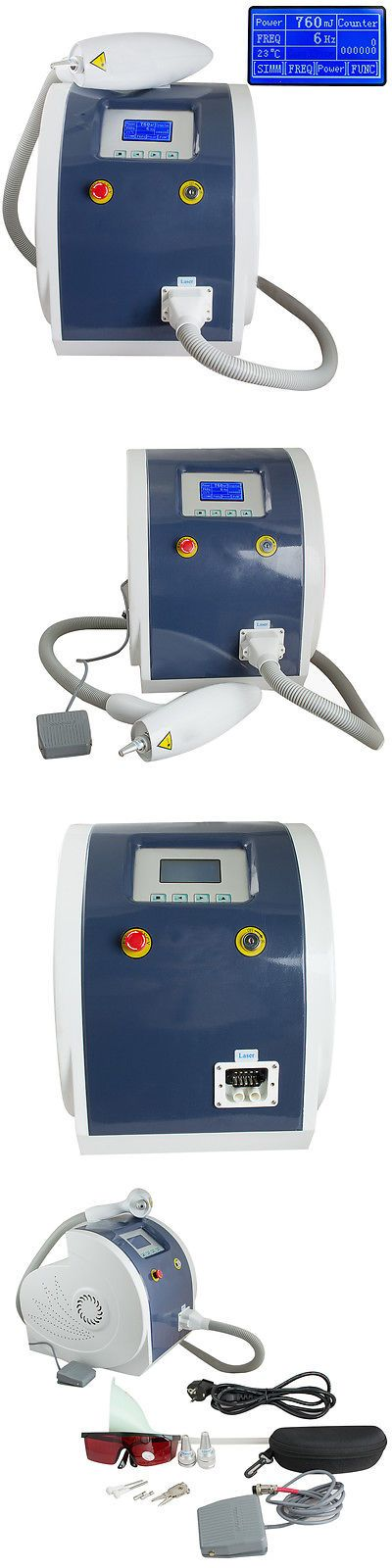 Tattoo Removal Machines: 2016 New Profession Laser Tattoo Eyebrow Pigment Removal Beauty Equipment BUY IT NOW ONLY: $1135.0