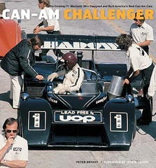 The Cockney F1 Mechanic Who Designed and Built Americas Best Can-Am Cars. $49.99 #can-am #racing