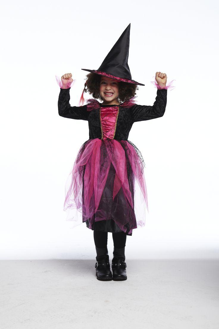 Scary Witch Costume / Déguisement de sorcière effrayante