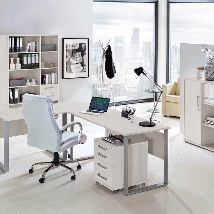 Schreibtischcontainer In Hellgrau 3 Schubladen Jetzt Bestellen Unter:  Https://moebel.ladendirekt.de/buero/tische/schreibtische/?uidu003d5c91f561 F654 5506 95cf   ...